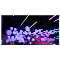 Full Color DMX512 LED Floating Light Party Lifting Ball