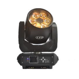 DJ Disco Bee Eye Light 6*40W RGBW Zoom LED Moving Head Wash