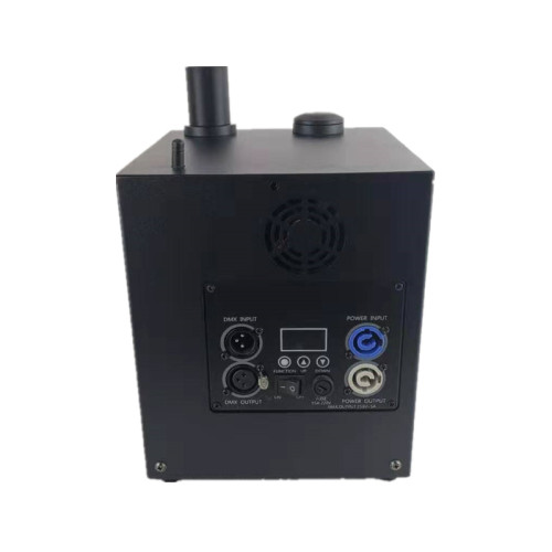 400W Intelligent fireworks cold sparkler fountain machine for celebrations indoor and outdoor