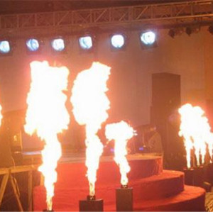 4M height Stage Effect Flame Spray Machine
