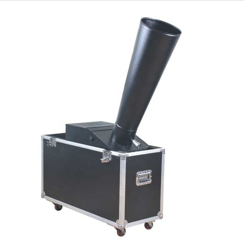 Stage Equipment CO2 Confetti Machine For Wedding Party
