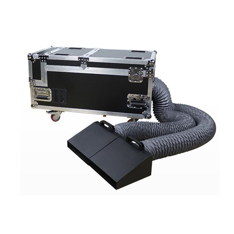 What are the features of Low Lying Fog Machine?