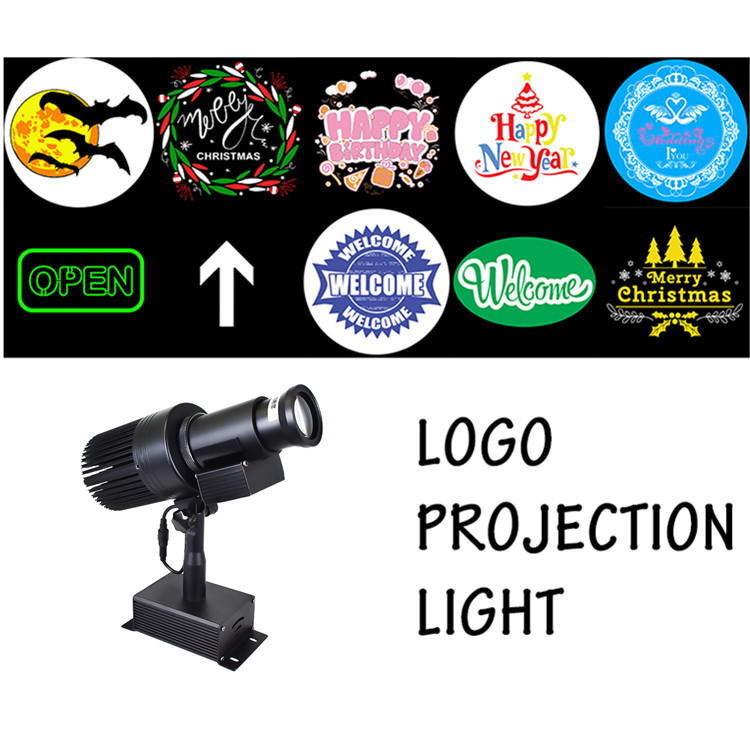 What is the benefit of LED LOGO Projector ?