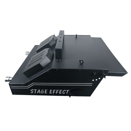 Co2 Stage Confetti Rainbow Machine Confetti Streamer Launcher Cannon