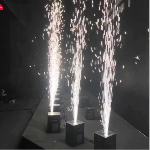 Intelligent Control Stage Effect Cold Firework Machine for Wedding Occasion