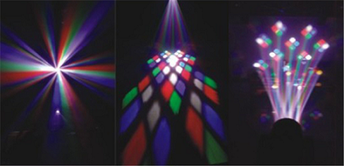 Infinite 12x12W RGBW 4in1 LED Multi Beams Wash Moving Head Light