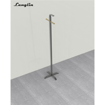 Retail  mental garment display racks for hanging clothes