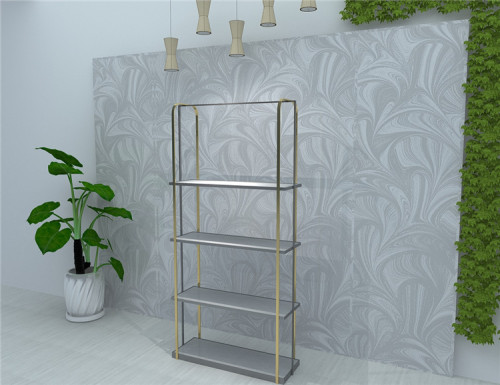 Custom Good quality garment display frame for boutique clothing store