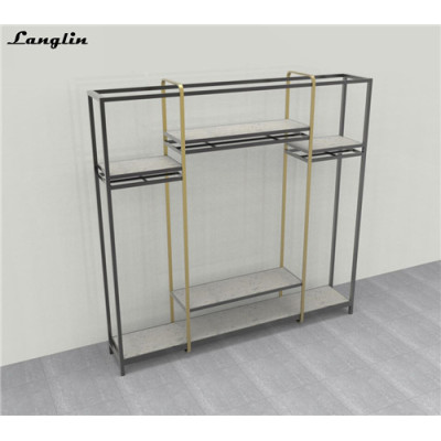 Retail  mental display racks for garment