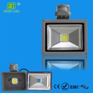 High performance indoor/outdoor waterproof IP65 motion sensor 10w/20w/30w mini led flood light projector