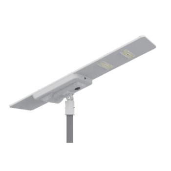 2019 New model 80W LED all in one Solar led street light for outdoor lighting brightening