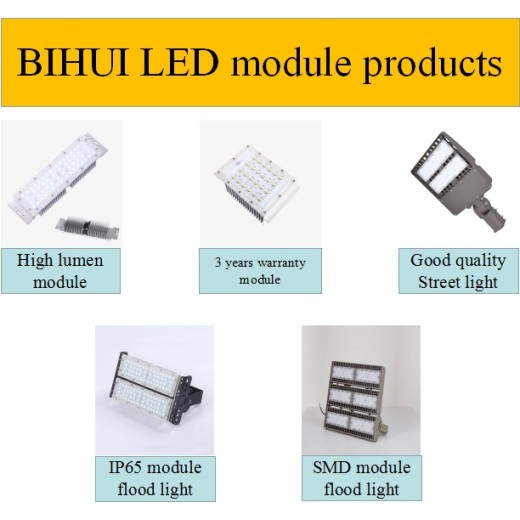 Product recommendation of BIHUI led module
