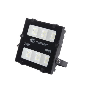 2019 new product  30w outdoor OEM available 100lm/w IP66 2years warranty led flood light