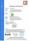Certificación RoHS