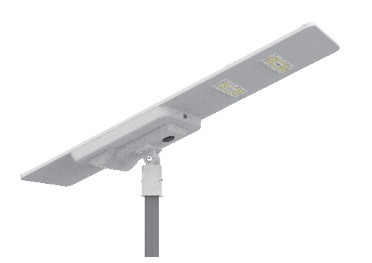BIHUI buen precio aluminio de alta lumínica en una lámpara solar de 30w 5100lm