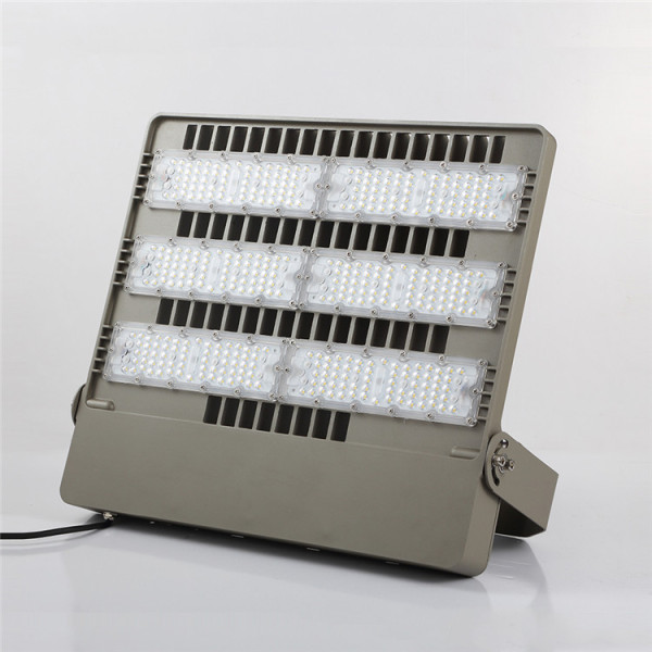 LED industrial impermeable ip65 300w lámpara exterior