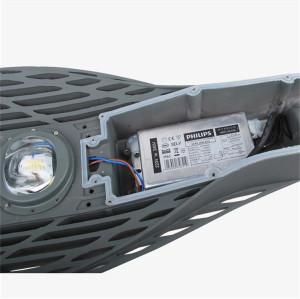 Faro óptico de 100w Ip65 12000 lúmenes led de corriente alterna para alumbrado público industrial