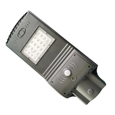 O novo produto em 2019 é a lâmpada de rua exterior led 20w40w60w lâmpada de rua solar led integrada