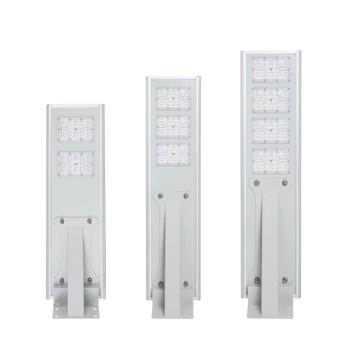 Lâmpadas solares LED integradas de 60 w /90 w /120 w são um sucesso em 2019