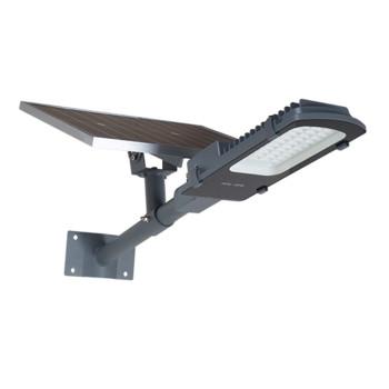 Lâmpadas solares de rua com divisórias LED de 20w/30w/50w, de alta luminosidade IP65 à prova de água