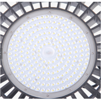 Industrial IP65 100W 150W 200W LED Hight Bay Light, High Bay Luminaires Heat Sink UFO Housing LED Low Bay