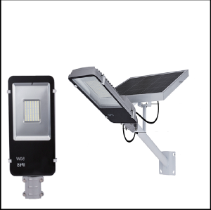 30W NEW model hot selling LED Solar street light 5 or 6 rainy days for outdoor lighting