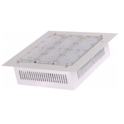 150w industrial  LED Canopy Light for gas station lighting