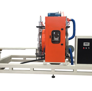 PVC Pipe Extrusion Machine With Conical Twin Screw Extruder