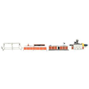 PVC Door Window Panel Board Profile Extrusion Machine Production Line