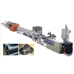 HDPE Flexible Pipe Extrusion line