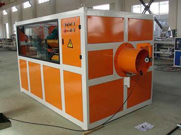 大直径HDPE/PE管材挤出生产线、制管机