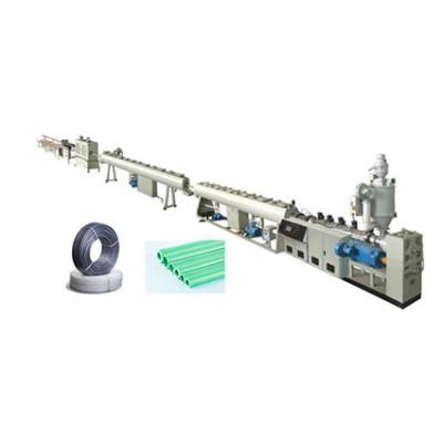 PPR/PERT高速管生产线