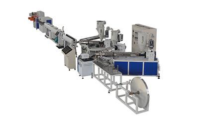 PE/PPR铝塑管生产线