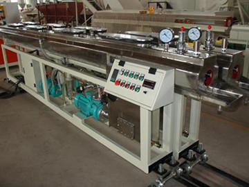 PVC双管生产线