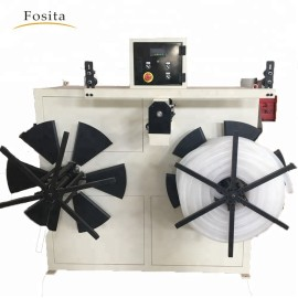 Automatic Plastic Pipe Tube Winder Station Coiler