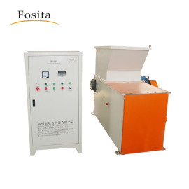 Plastic Shredder Machine For Waste Pipe Woven Bags Auxiliary Machine Manufacturer Fosita Company