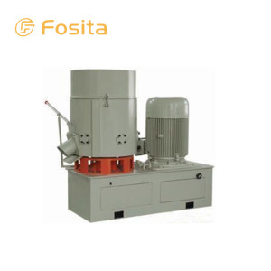 Plastic Agglomerator machine for film washing and recycling