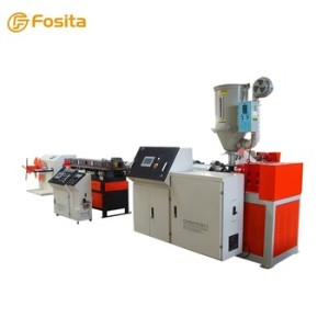 single wall corrugated pipe making machine water cooling