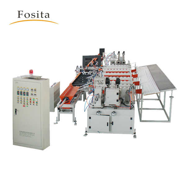 SGK Series Full-automatic Pipe Belling And Packing Machine