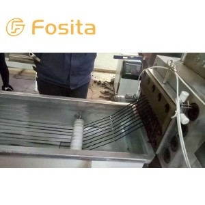 Cold-cutting Type Pelletizing Line for Plastic Bottle Flakes