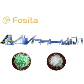 PET Bottle Flake Recycling and Washing Machine Manufacturer Fosita Company