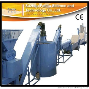 PET Bottle Flake Recycling and Washing Machine