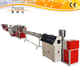 PVC Fiber Reinforced Flexible Garden Hose Production Line
