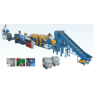 PP PE LDPE Film Washing Recycling Line