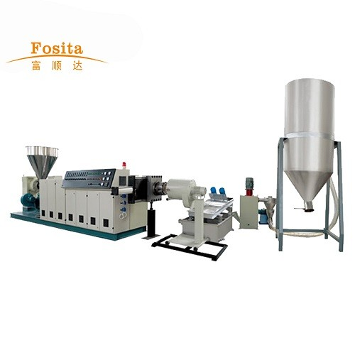 PP/PE Recycling and Water-ring Granulating Machine Line
