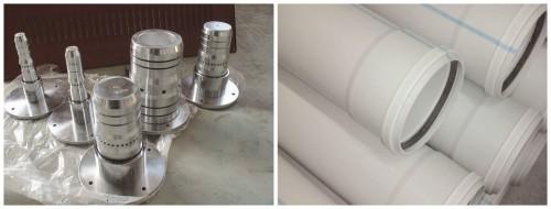 Hard Plastic Pipe Belling Machine-Universal