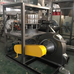 SMP  Plastic Pulverizer grinding milling Machine