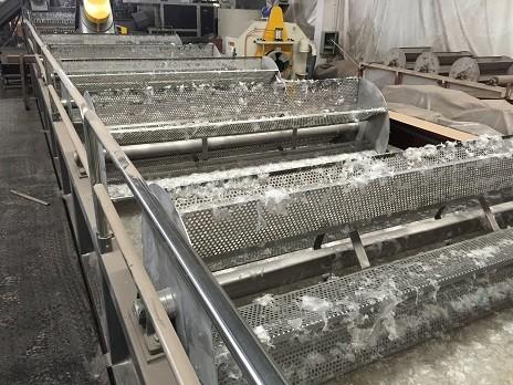 PP PE LDPE Film Washing Recycling Line Manufacturer Fosita Company