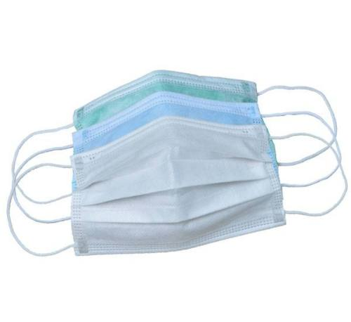 Automatic Disposable Facial Medical Mask Body Ontology Making Machine