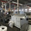 Machine testing successfully for PE recycling and Granulating line
